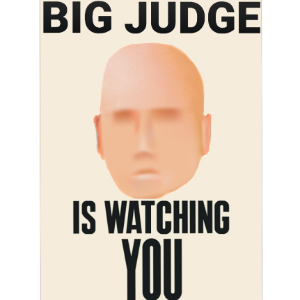 rare-BIG JUDGE