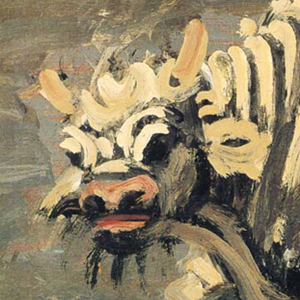 rare-이중섭의 '흰 소'